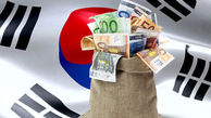 سپرده ارزی خارجی در کرهجنوبی رکورد زد