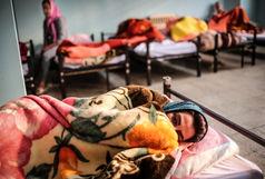 افتتاح گرمخانه جدید برای زنان بیخانمان در محدوده دره فرحزاد