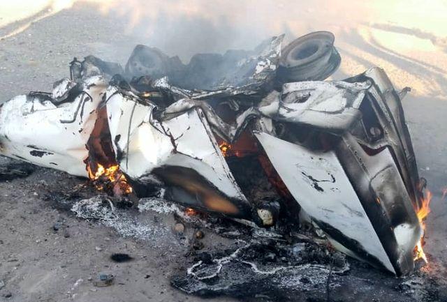 5 کشته در تصادف جاده سیستان و بلوچستان