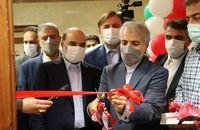 افتتاح استودیوهای رادیویی و تلویزیونی صدا و سیمای مرکز گیلان