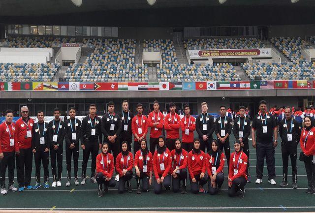 پاداش مدالآوران مسابقات قهرمانی آسیا نوجوانان اعلام شد