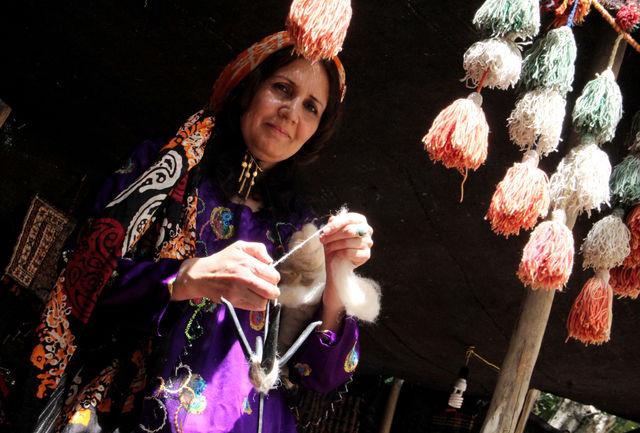 مرکز خلاقیت صنایع دستی در کرمانشاه راه اندازی می شود