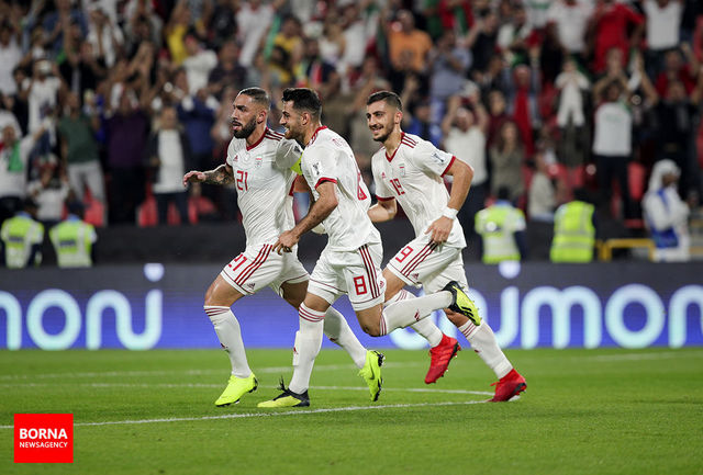 آغاز باشکوه ایران در جام ملتهای آسیا/ زهرچشم شاگردان کیروش/ از امارات پیامآور شادی باشید