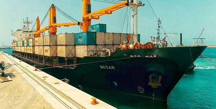 اعزام اولین کشتی حامل آبزیان سیستان و بلوچستان به تایلند