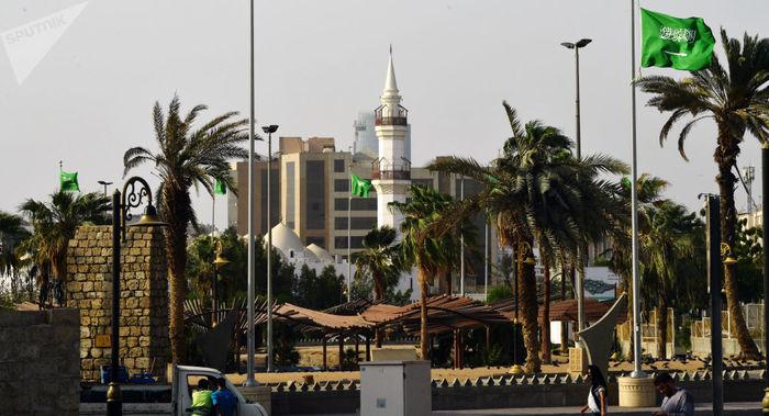 اجرای مقررات منع آمد و شد در عربستان