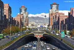 کیفیت هوای تهران ناسالم است