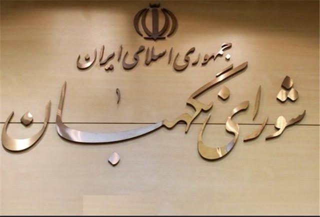 شورای نگهبان شهادت زائران اربعین و حادثه قطار در سمنان را تسلیت گفت