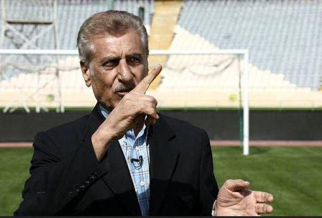 تیم را تقویت کنید و به مجیدی فرصت دهید/ حسینی به روانشناس نیاز دارد/ آدرس باشگاه را نداشتم و این یعنی فاجعه!
