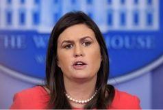 کوتاهترین نشست خبری سخنگوی کاخ سفید!