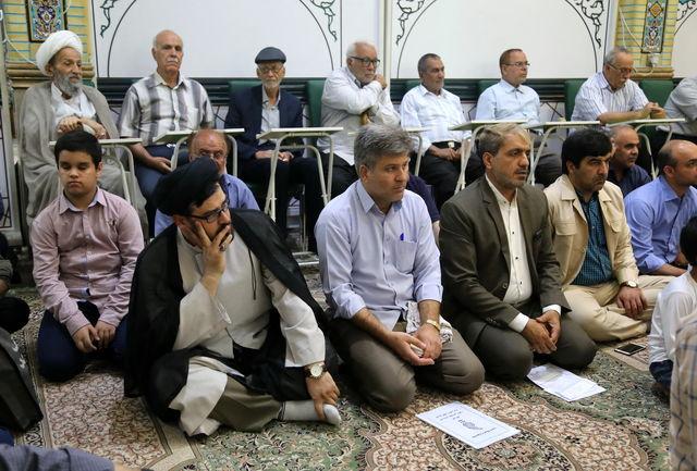 مساجد همواره هویت انقلابی گری خود را حفظ  کرده اند