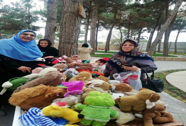سومین جشنواره شهرستانی عروسکی سفیران مهربانی برگزار شد