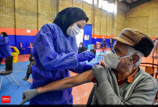 سالمندان بالای ۸۵ سال برای دریافت واکسن مراجعه کنند