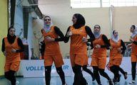 فهرست سهمیه بازیکنان ملی لیگ برتر والیبال زنان 1400