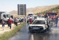 هشدار در مورد جابهجایی مصدومان حوادث رانندگی