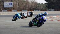 نفرات برتر مسابقات موتورسواری قهرمانی کشور مشخص شدند