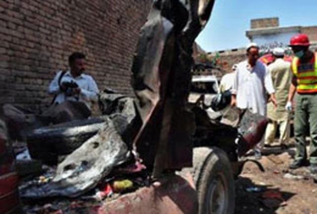 24 کشته درپی دو انفجار در پاکستان
