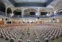 توزیع 7000 بسته معیشتی در مرحله دوم نهضت مومنانه در زنجان