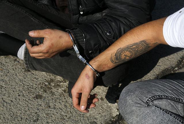 دستگیری سارقان کارگاه های خصوصی