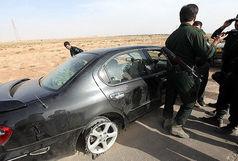 هلاکت و زخمی شدن 2 قاچاقچی در درگیری با پلیس موادمخدر سمنان