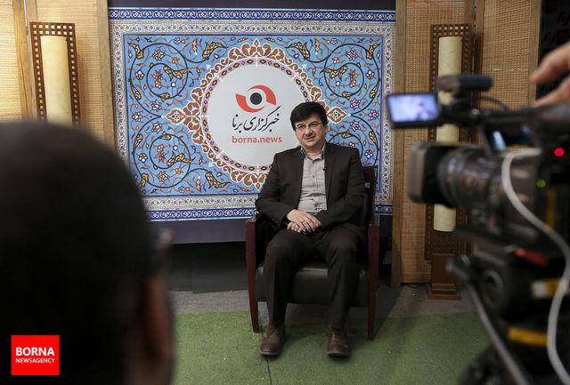 امیدوارم مدیران و جامعه ایران قدردان خبرنگاران باشند/ ورزش همگانی یکی از اولویتهای جدی وزارت ورزشوجوانان است/ تلاش میکنیم بیش از  10 میلیون نفر را با ورزش همراه کنیم