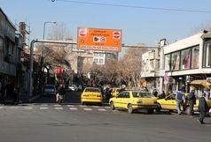 اجرای طرح ترافیک در تهران از فردا