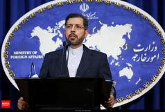 توییت خطیبزاده درباره لغو تحریمهای تسلیحاتی