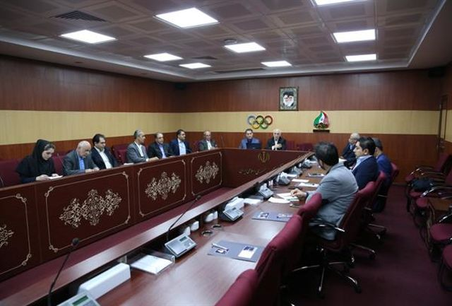 برگزاری هفتمین نشست کمیسیون توسعه منابع و بازاریابی