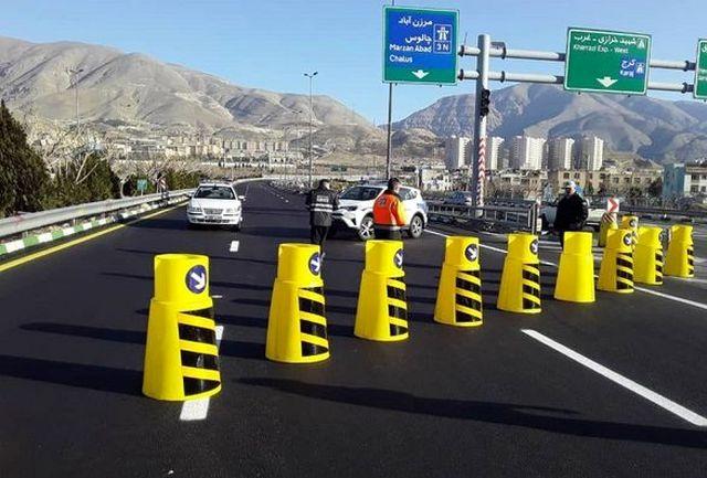اصلاح دهها جاده فریدونشهر برای کاهش تصادف