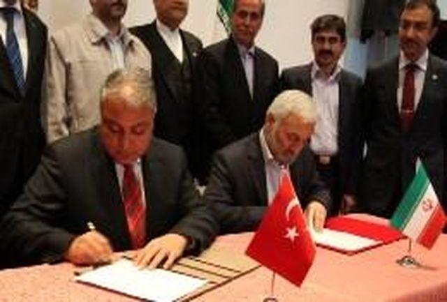 صورتجلسه همکاریهای صنعتی، تجاری، اقتصادی و فرهنگی استانداران مرزی امضا شد