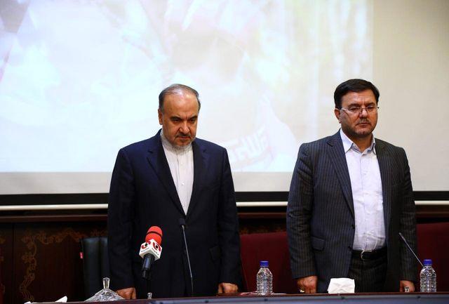 نشست وزیر ورزش و جوانان با اعضای فراکسیون مستقلین مجلس شورای اسلامی+عکس