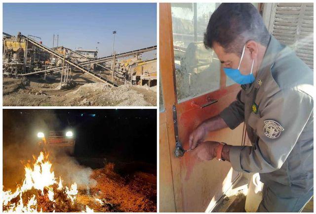 پایش بیش از 830 واحد صنعتی استان/92 واحد، اخطاریه توقف فعالیت دریافت کردند
