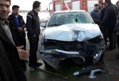 تصادف مرگبار در گیلان