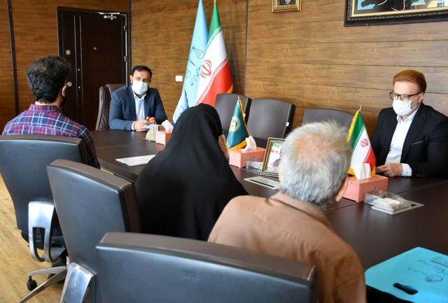 رسیدگی به مطالبات ۶۸ نفر از شهروندان در دیدار مردمی رئیس کل دادگستری هرمزگان