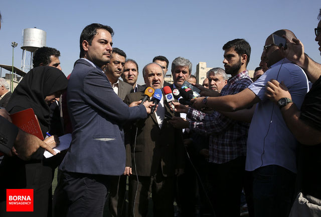 ارتباط صمیمی و همکاری موثر وزارت ورزش و کمیته ملی المپیک در تاریخ ورزش ایران بینظیر است