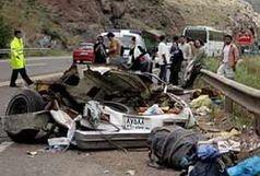 واژگونی ون زائران ایرانی در مسیر حله