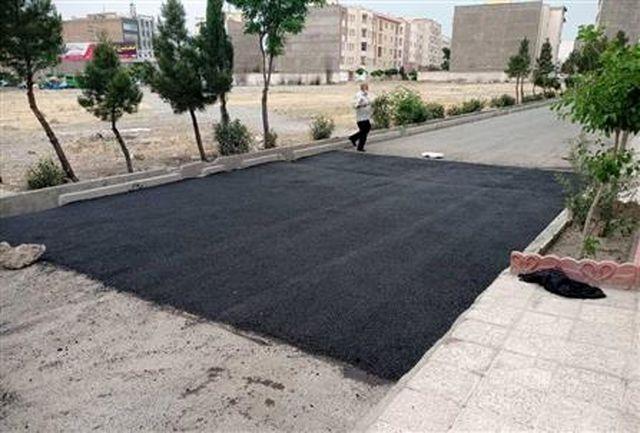 بهسازی و مرمت معابر شهر اندیشه در دستور کار مدیریت شهری قرار دارد