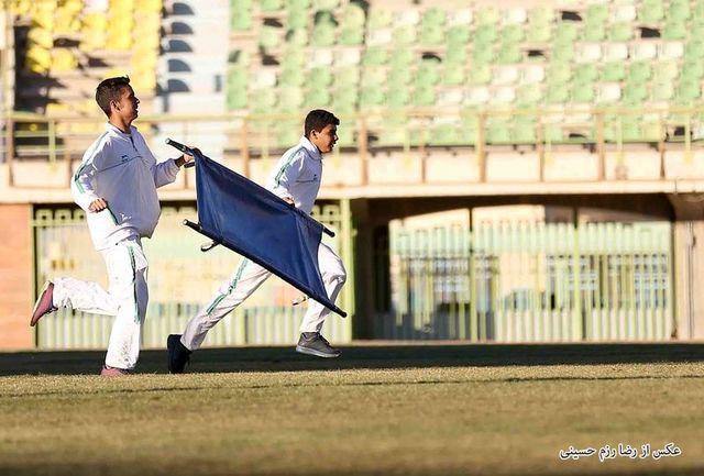 اکثر بازیکنان غایب تیم فوتبال مس کرمان در بازی با نفت مصدوم بودند