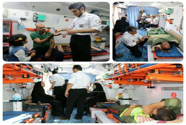 نشست کشوری رؤسا و مدیران روابط عمومی فوریتهای پزشکی برگزار شد