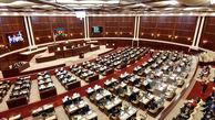 انحلال پارلمان آذربایجان همزمان با گسترش اصلاحات سیاسی