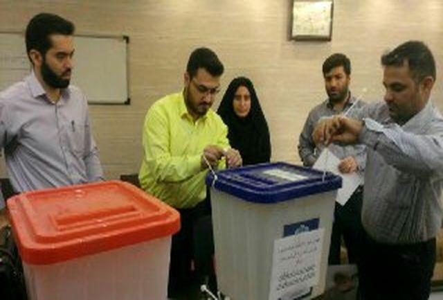 هفتمین دوره انتخابات نظام پزشکی شادگان آغاز شد