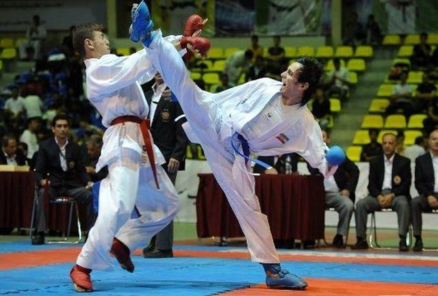 رنکینگ هفته اول سوپر لیگ کاراته بانوان اعلام شد
