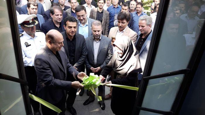 افتتاح نخستین کتابخانه عمومی سیار شهری کشور در همدان