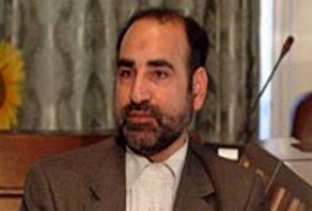 محمدرضا سنگری به عنوان مسئول دفتر ˝هنر و ادبیات عاشورایی˝ معرفی شد