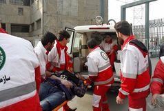 اعزام تیم های هلال احمر به مناطق زلزله زده