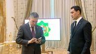 رییس جمهوری ترکمنستان پسرش را به عنوان نخست وزیر برگزید