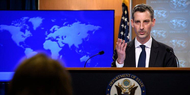 واکنش جدید آمریکا به حملات نیروهای مسلح یمن به خاک عربستان