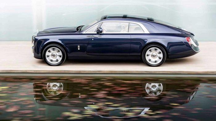 گرانترین خودروی لوکس دنیا + عکس