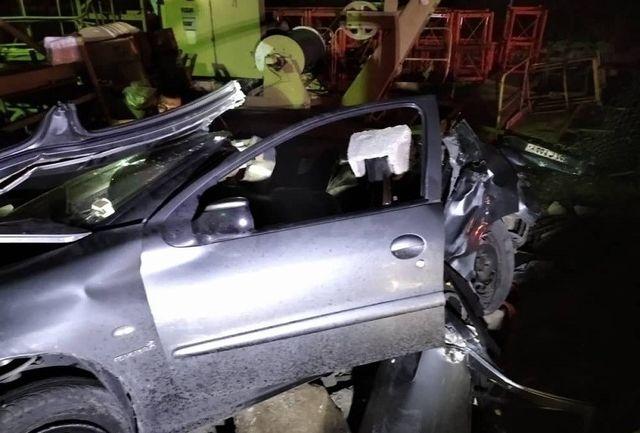 سانحه رانندگی در شهرستان مرند ۶ مصدوم برجای گذاشت