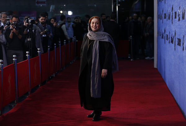 دهمین روز جشنواره فجر با حضور عوامل فیلم ((حمال طلا))