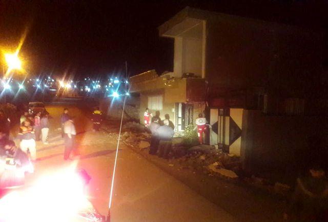 تیمهای ارزیاب هلال احمر به مناطق زلزله زده مهولات اعزام شدند